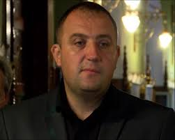 Milimir Vujadinović, predsednik radne grupe za migracije u Subotici. Fotografija:tanjug.rs