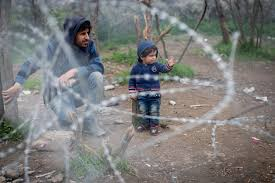 Ni žica nas ne može zaustaviti, smatraju izbeglice.