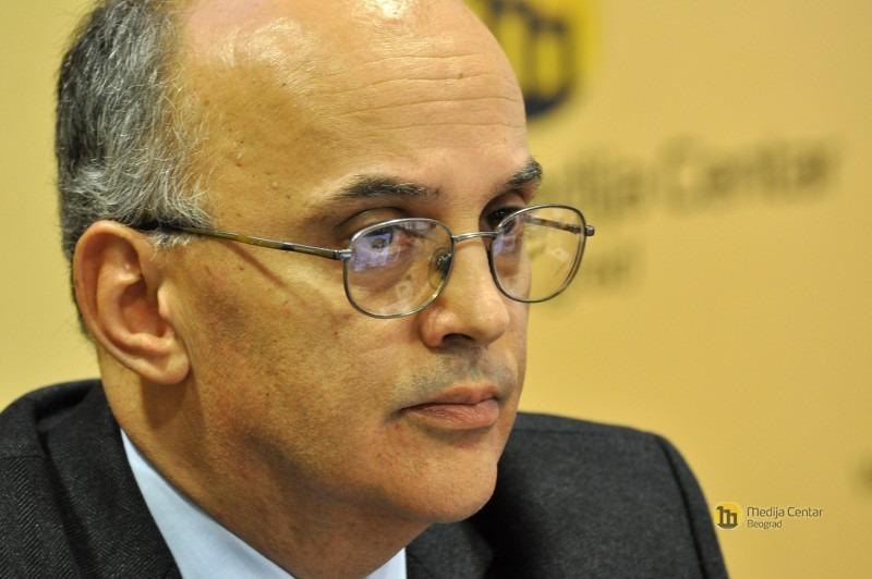 Goran Bašić, Centar za istraživanje etniciteta