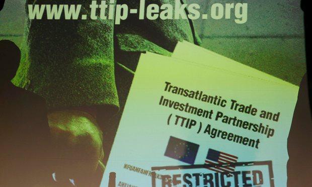 Tajni dokument TTIP