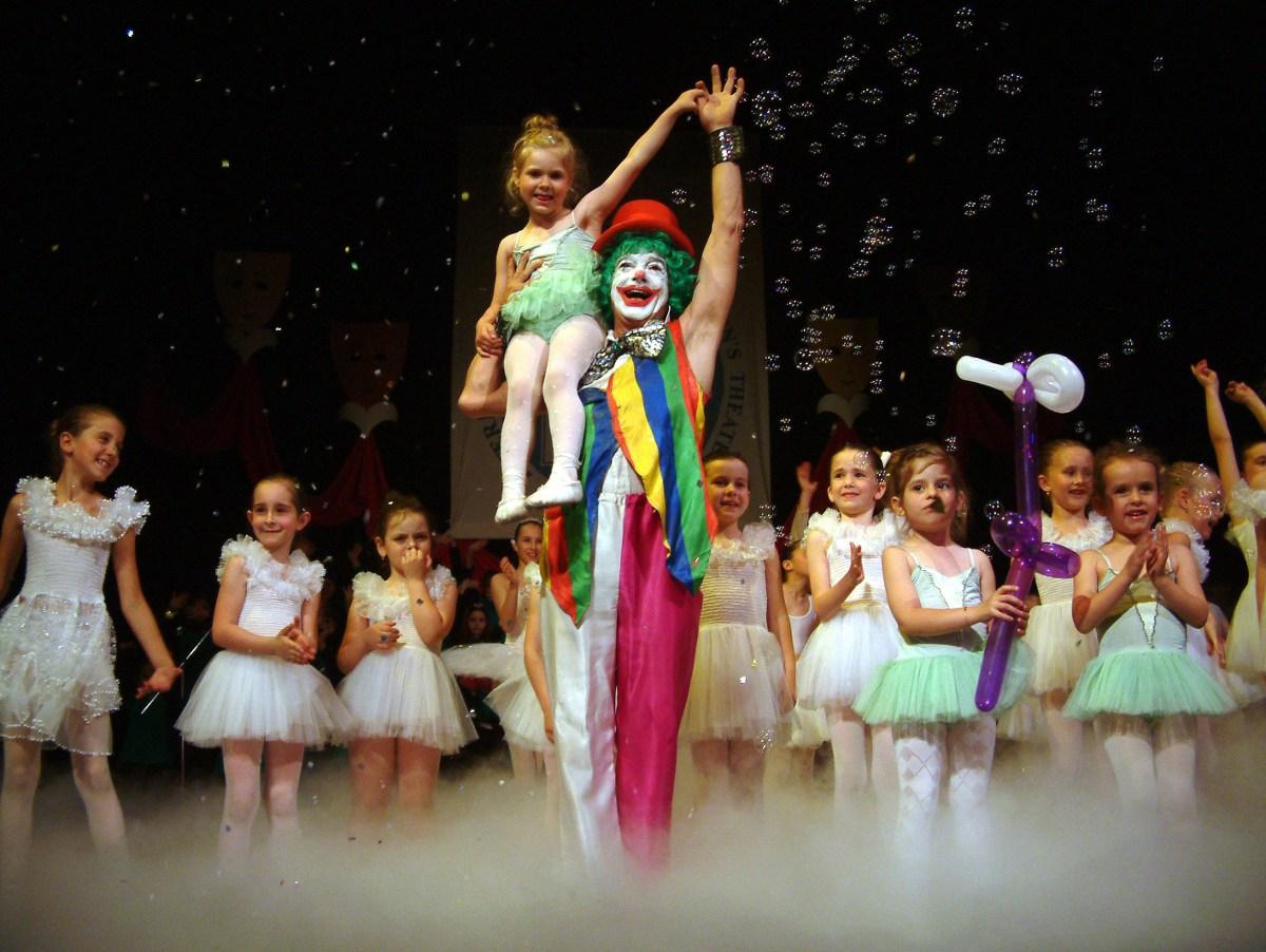 Međunarodni festival pozorišta za decu.