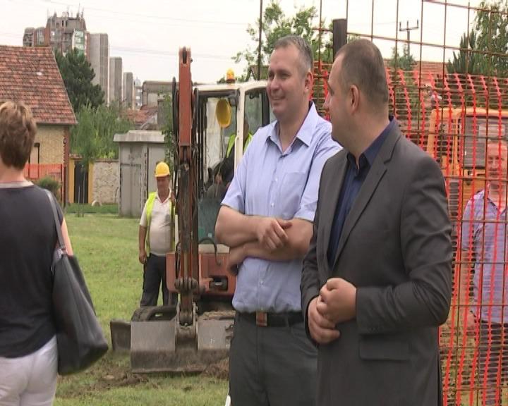 Ilija Đukanović, člab GV za socijalna pitanja i Milimir Vujadinović, bivši član GV za socijalna pitanja.