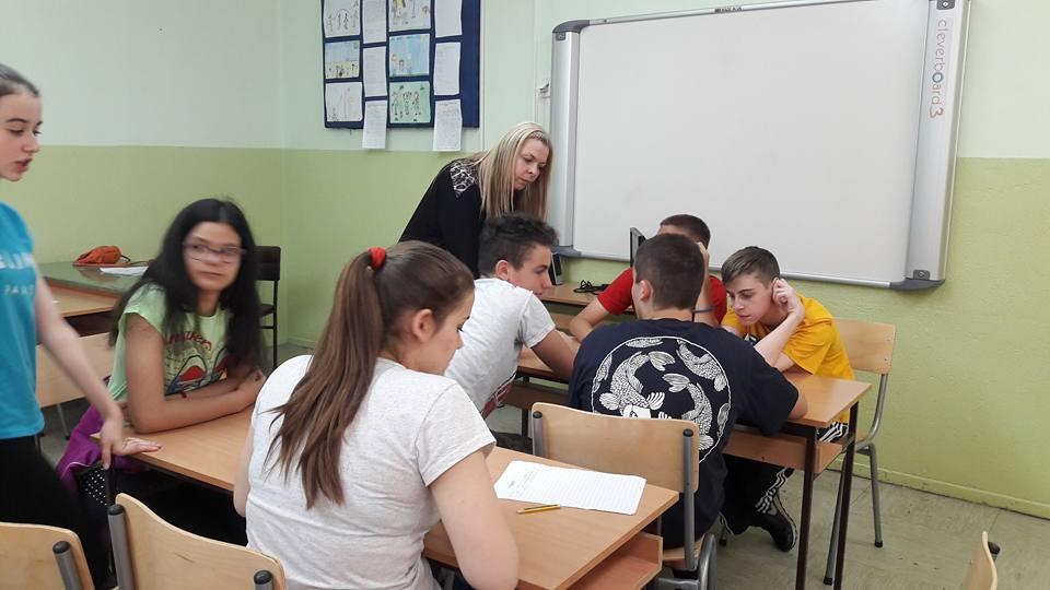 """Novinarska radionica u okviru projekta """"U tuđoj koži""""."""