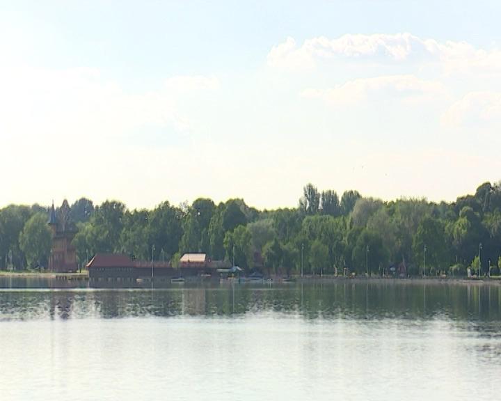 Jezero Palić danas...sutra...