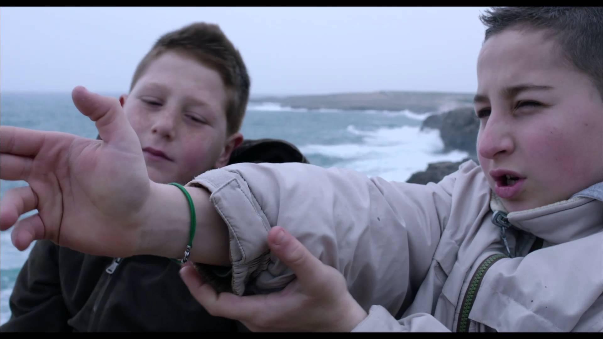"""Film  Đanfranka Rosija """"Požar na moru"""", koji je dobio """"Zlatnog medveda"""" u Berlinu za najbolji film."""