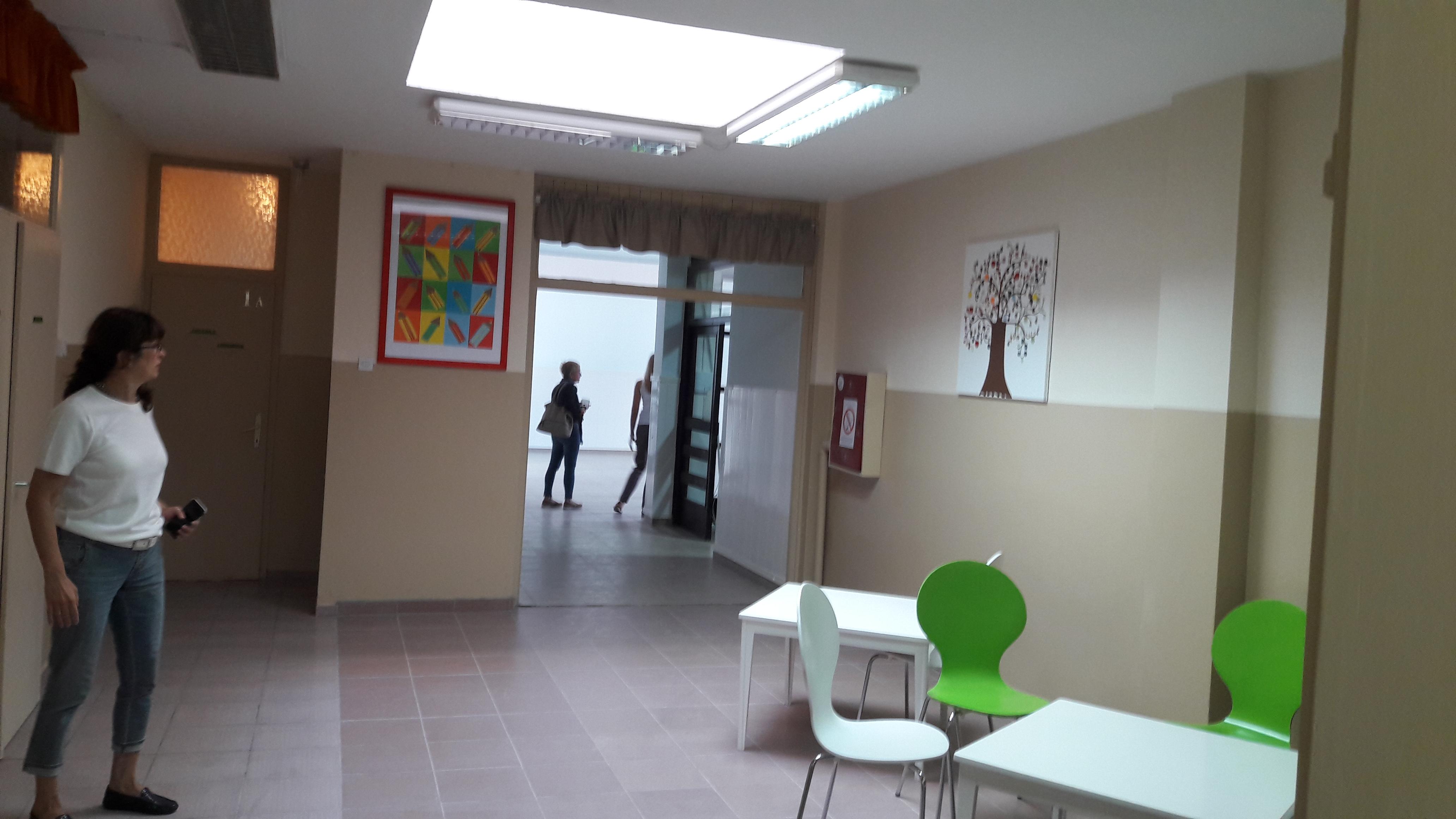 Kabineti u školi Žarko Zrenjanin.
