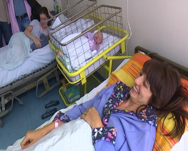 Marina Krmar, majka devojčice Jovane kaže da je oduševljena akcijom grada.