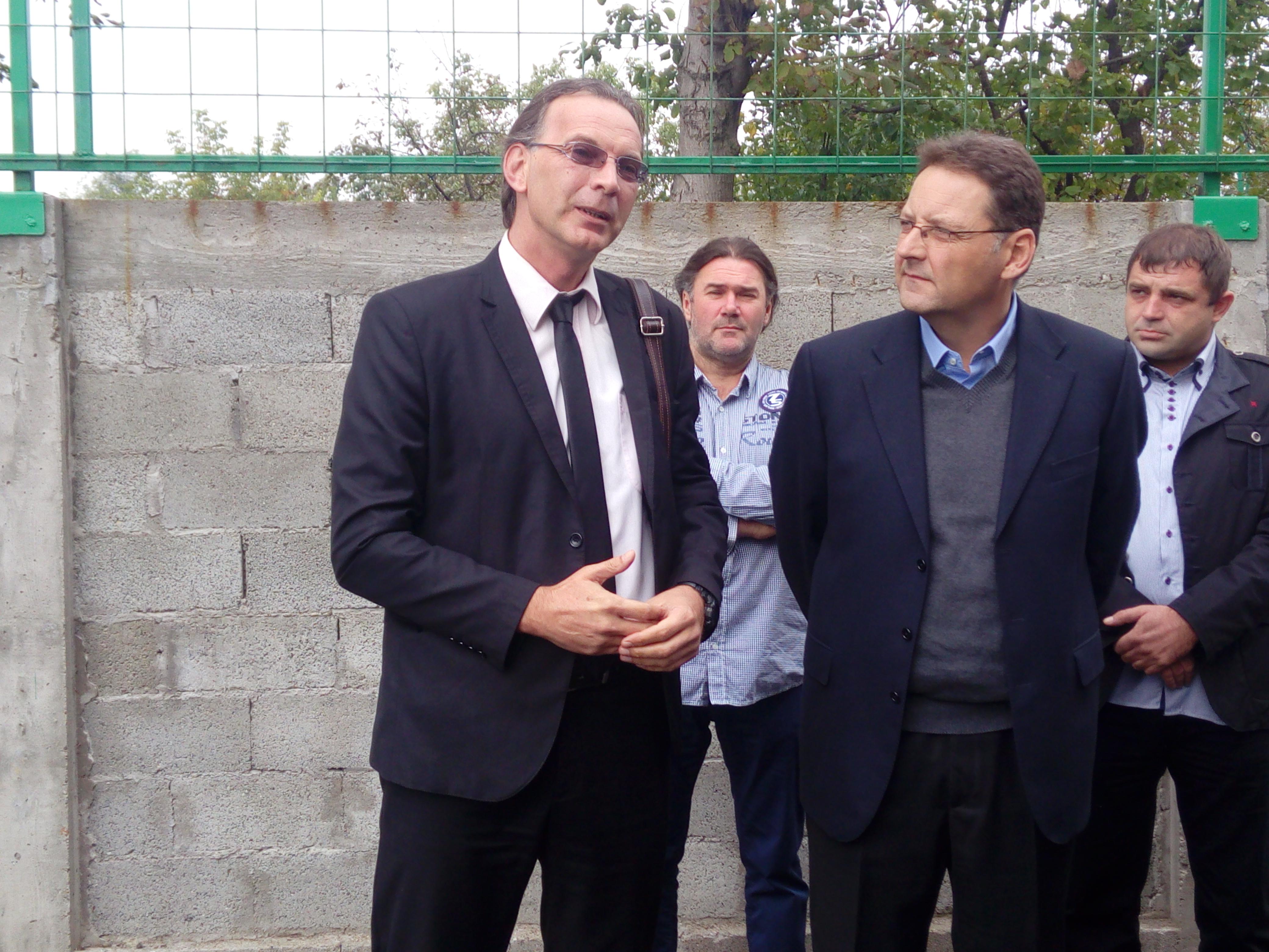 Mr Pavle Počuč kaže da Pokrajinski sekretarijat za privredu priprema programe za pomoć u zapošljavanju invalidnih lica i osoba koje spadaju u ranjivu kategoriju