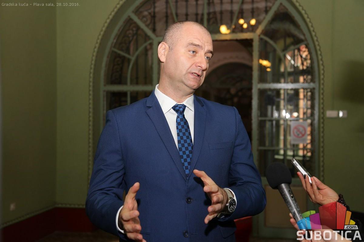 dr Nenad Ivanišević državni sekretar u Ministarstvu za rad i socijalna pitanja.