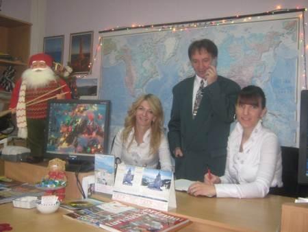 Menadžment turističke agencije CPL-in