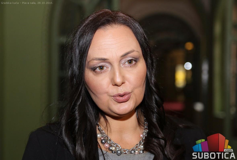 Suzana Skenderović, predsednica Gradskog udruženja za pomoć osobama sa autizmom.
