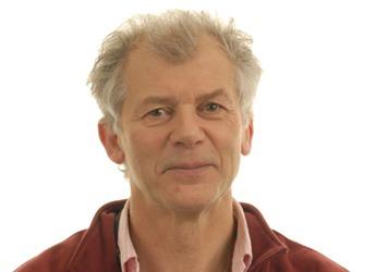 Profesor Steve Albon koji je otkrio da se irvasi smanjuju zbog posledica klimatskih promena.