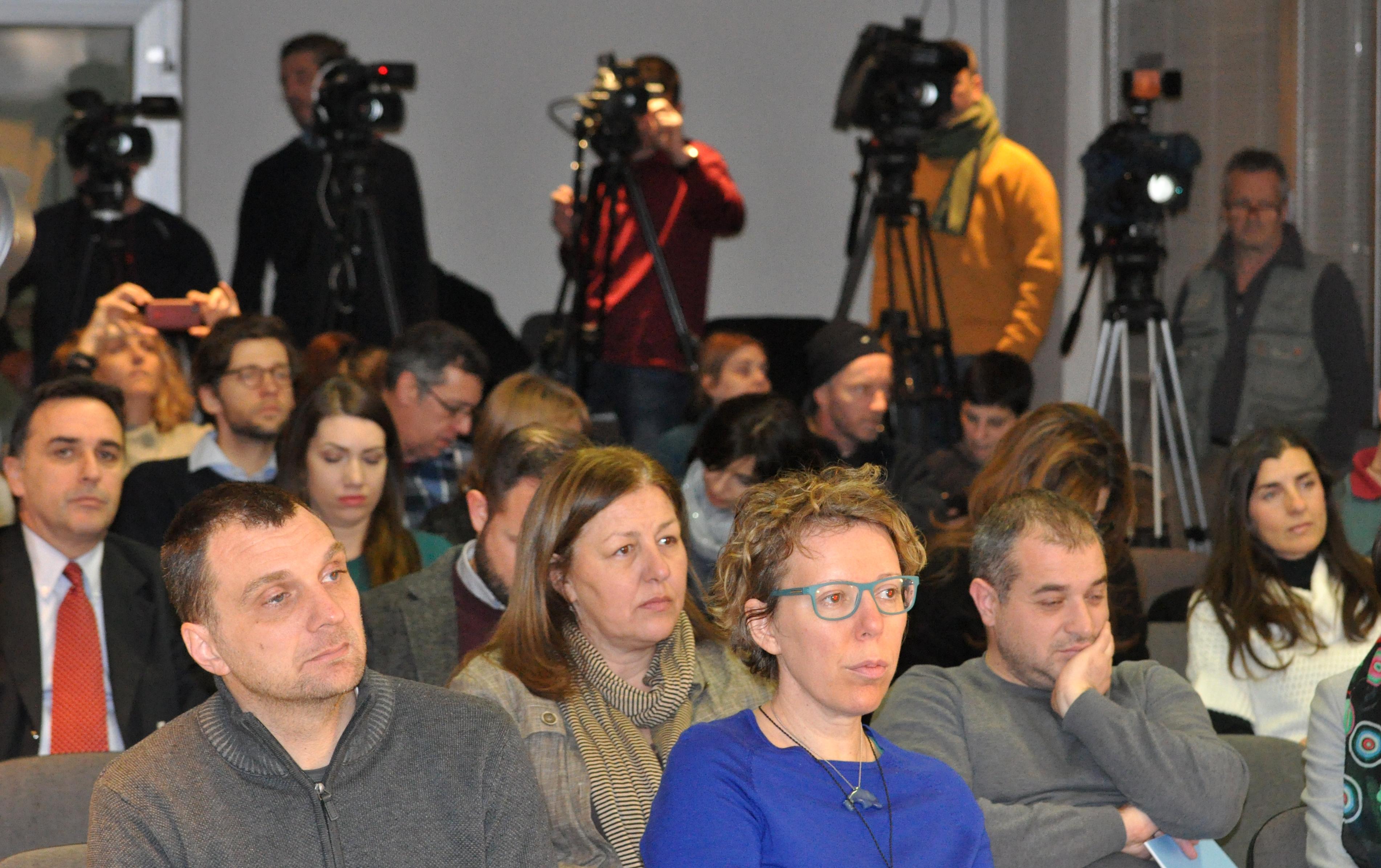 Konferencija za medije Koalicije 27 26012017