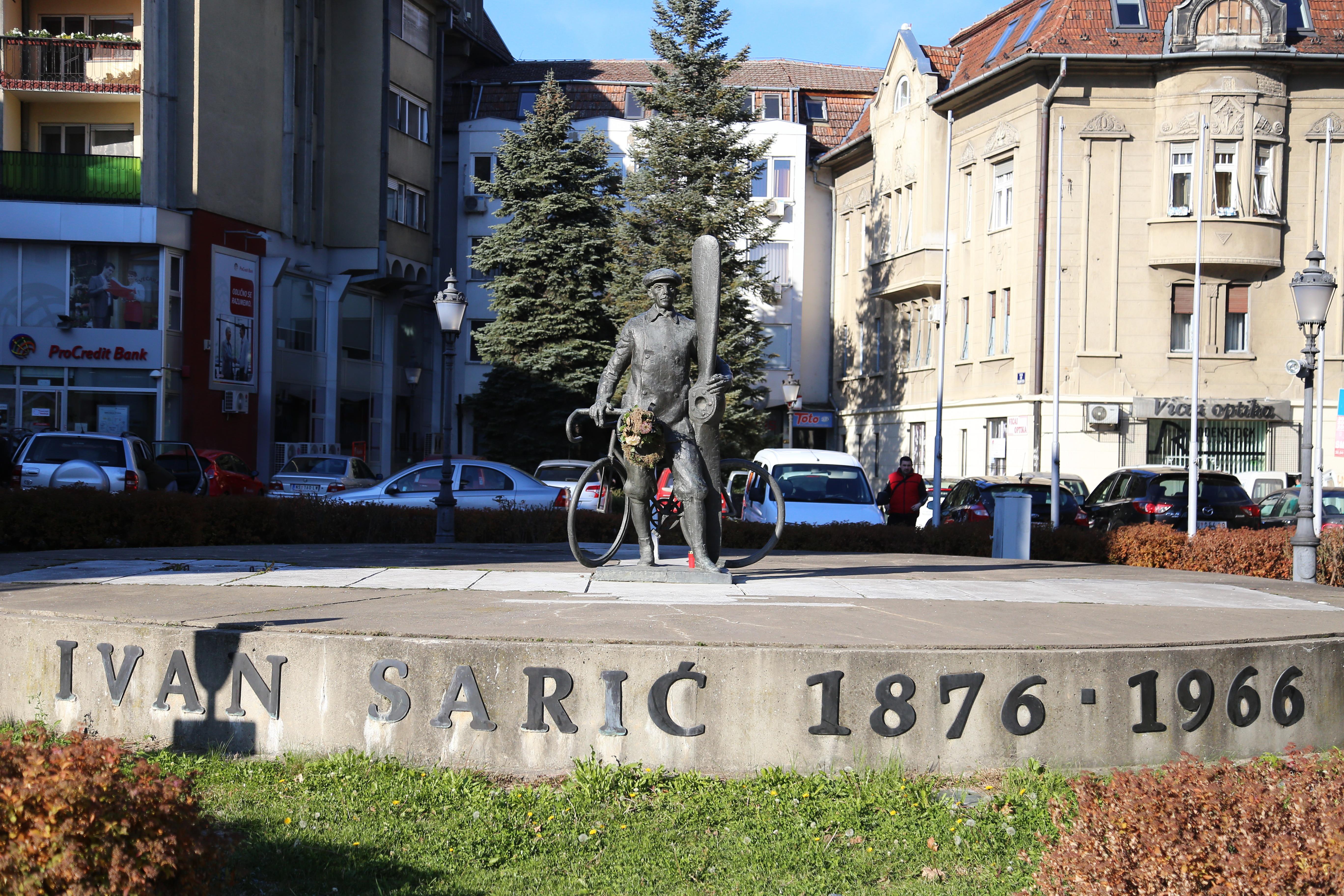 Ivan Sarić. Foto: Dejan Malagurski.