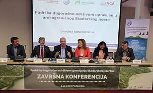 Potpisan je Memorandum o saradnji između Nacionalne Agencije za zaštićena područja iz Albanije i JPNPCG