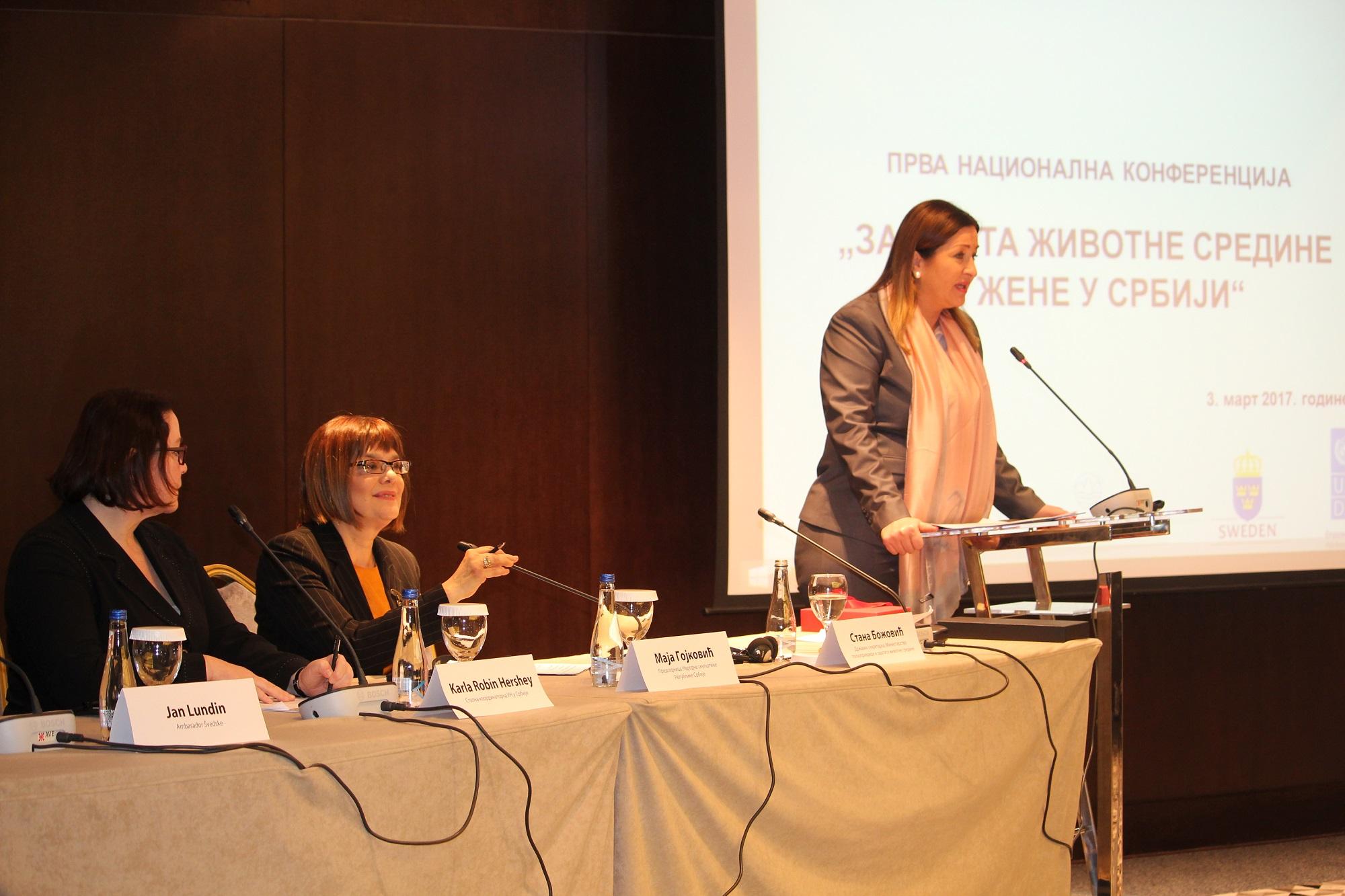 Učesnice-konferencije-Stana-Božović-Maja-Gojković-Karla-Robin-Hershey
