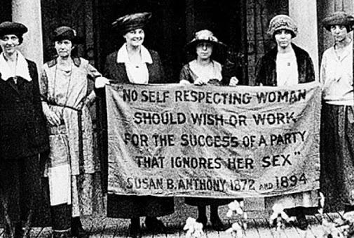 U borbi za prava žena i muškaraca. Foto: http://biboroda.livejournal.com/5107583.html