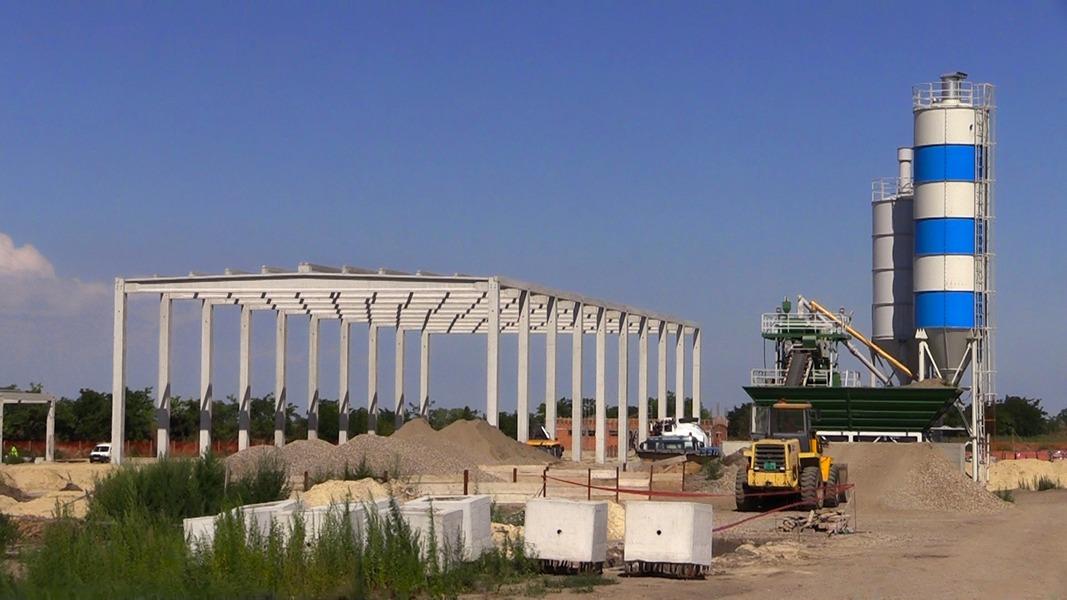 Izgradnja Regionalne deponije jul 2016.