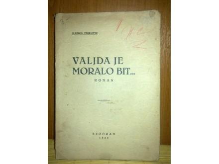 Roman Marice Vujković koji je bio ispred svoga vremena.