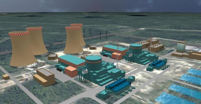 Nuklearna elektrana PAKS u Mađarskoj.